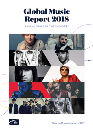 Global Music Report 2018 | ENG