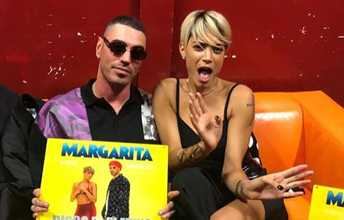Elodie e Marracash