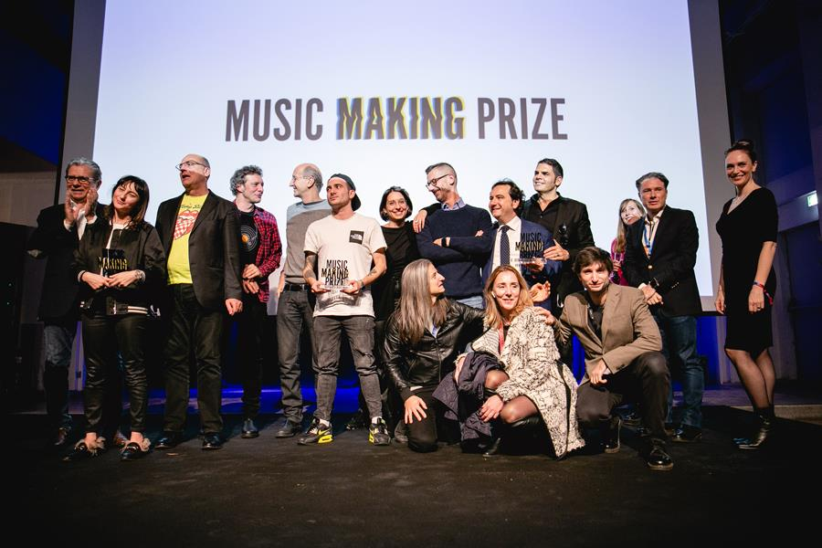 Music Making Prize Tutti i vincitori