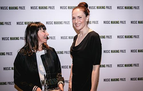 Music Making Prize Sara Potente